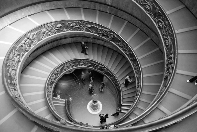 Spiral by Gaby Garcia