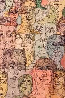Crowdsourcing by Catherine Hiyama